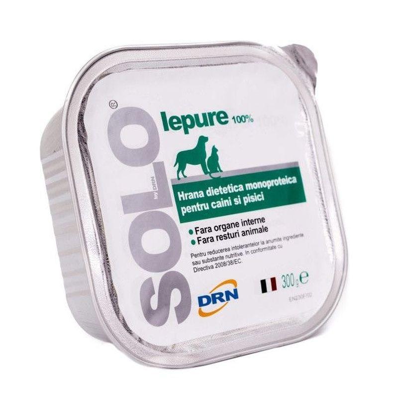 Solo, conserva 100% Iepure, 300 g imagine