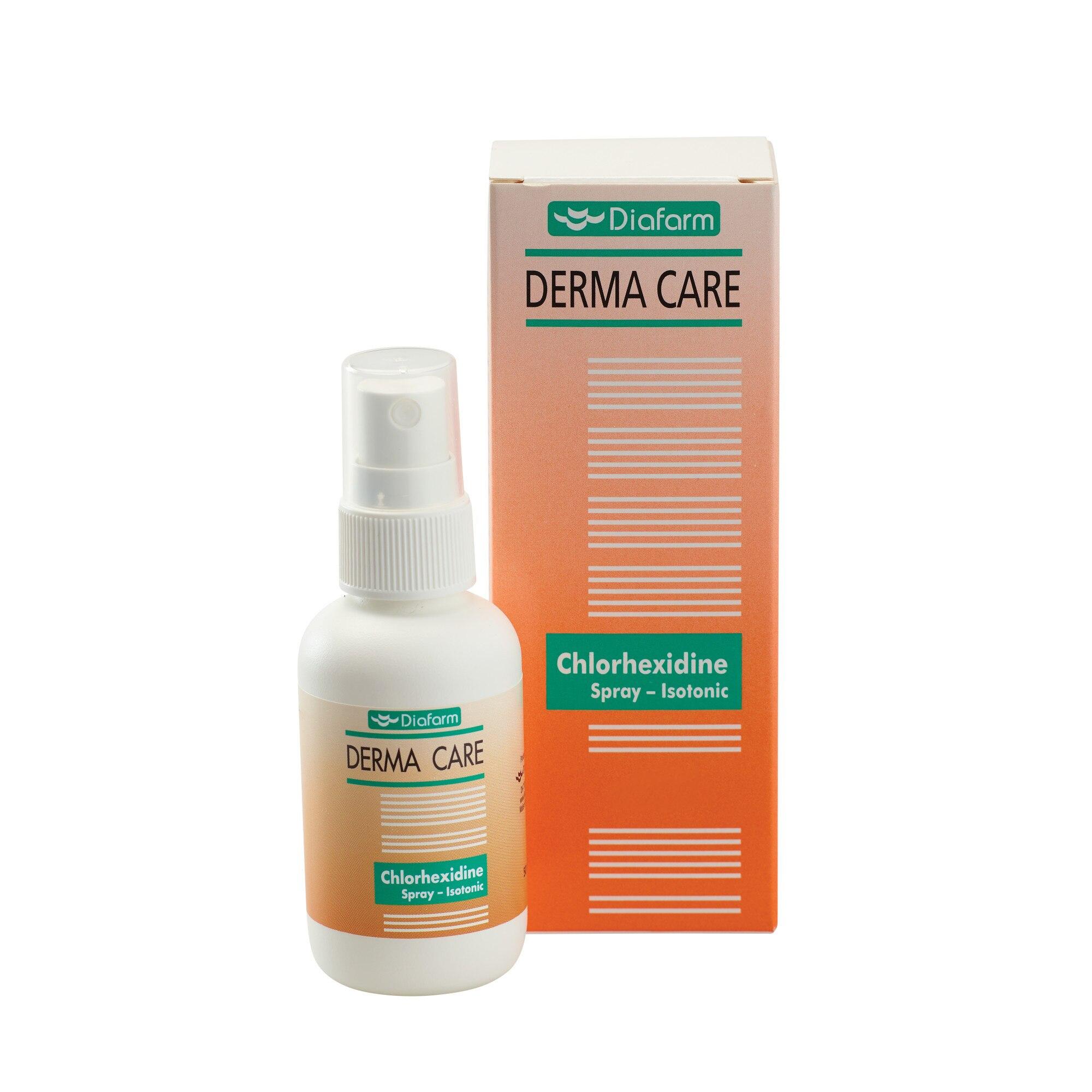 Diafarm Spray Clorhexidina 4%, 100 ml imagine