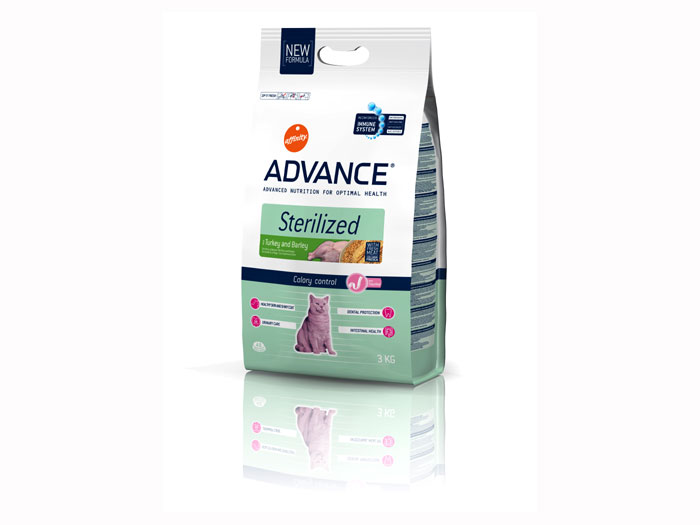 Advance Cat Sterilized, 15 Kg