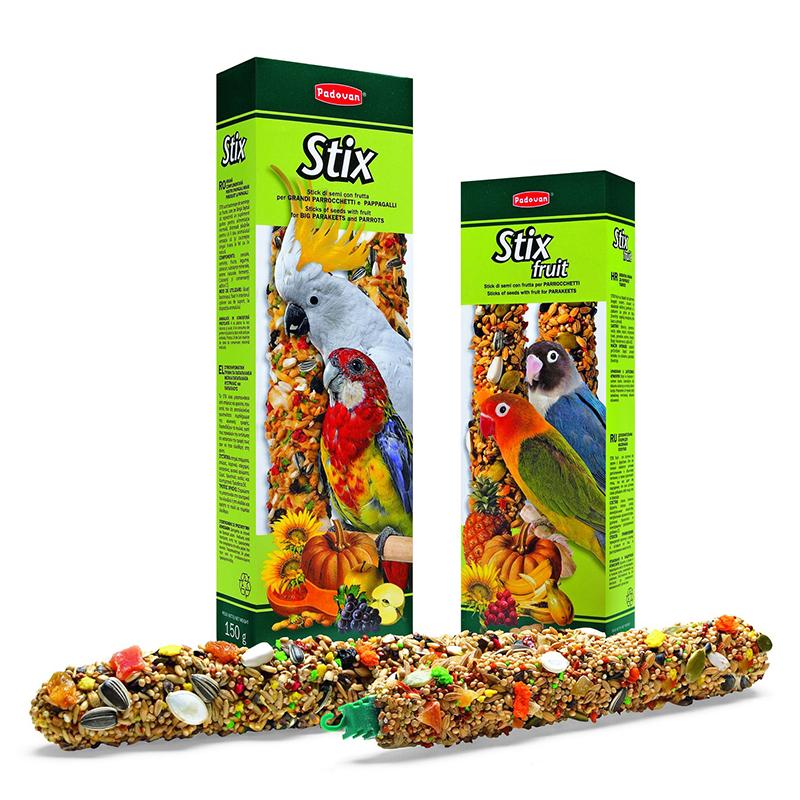 Stix Papagali-Nimfe 150 g imagine