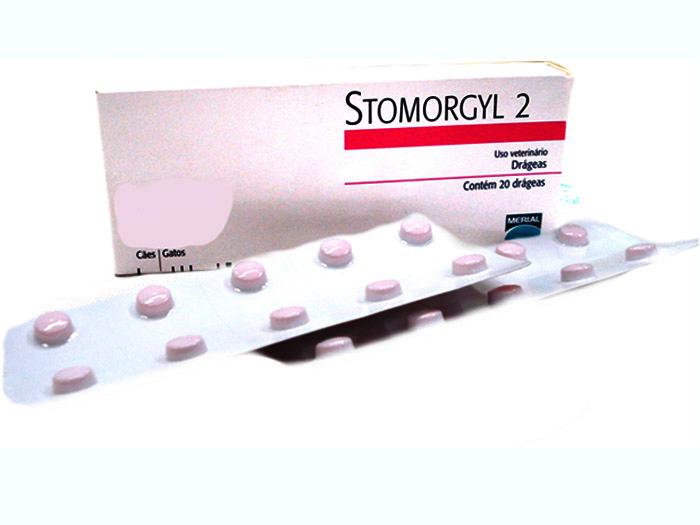 Stomorgyl 2 mg/ 20 comprimate imagine
