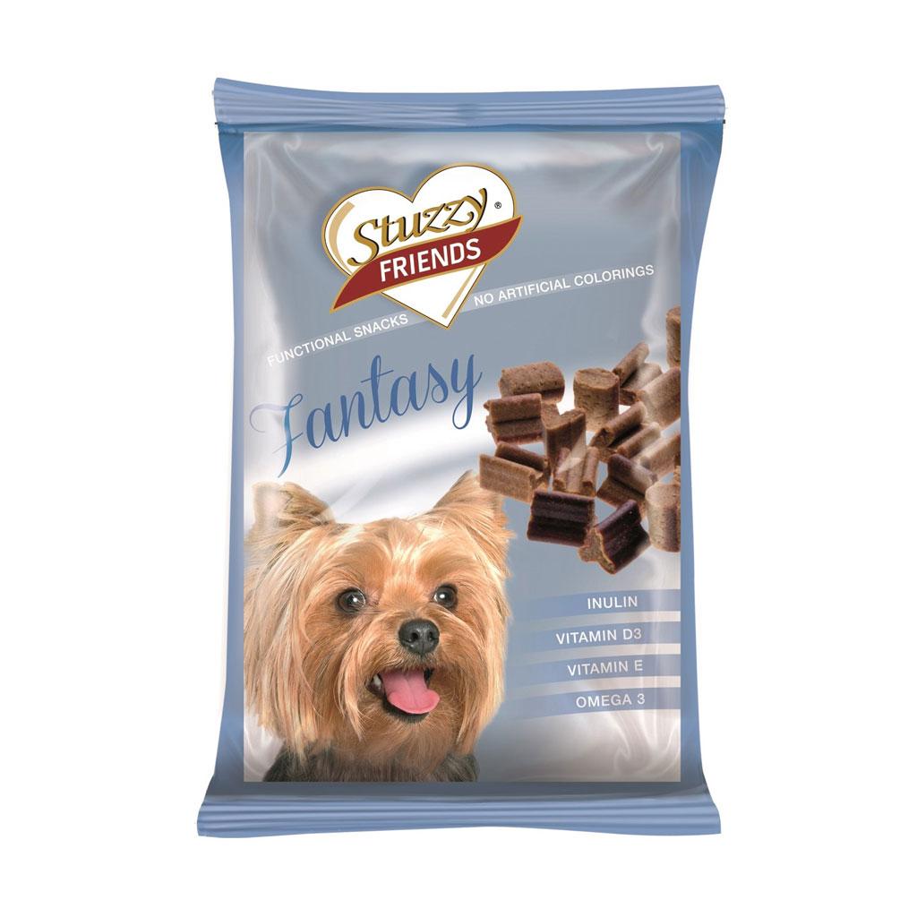 Stuzzy Snack Dog Fantasy 150 g imagine