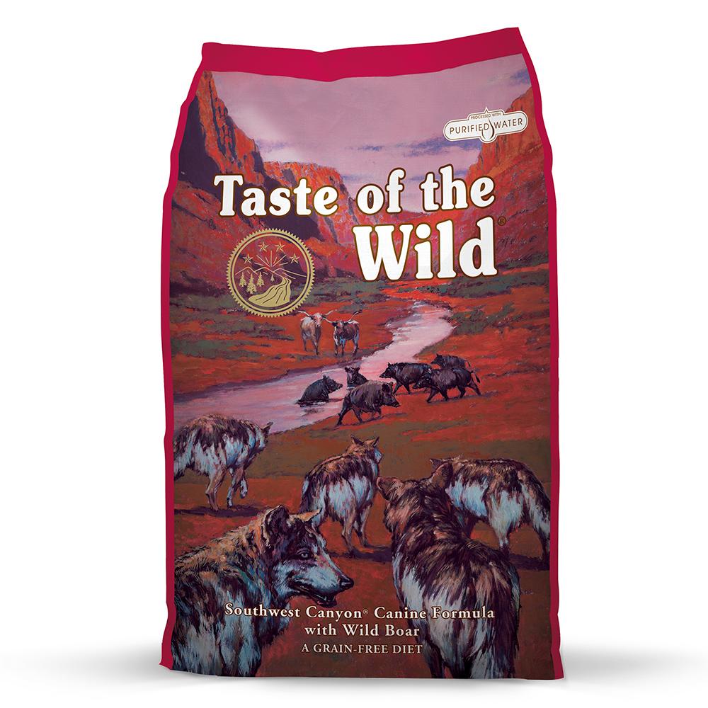 Taste Of The Wild Southwest Canyon Canine Formula, 13 Kg