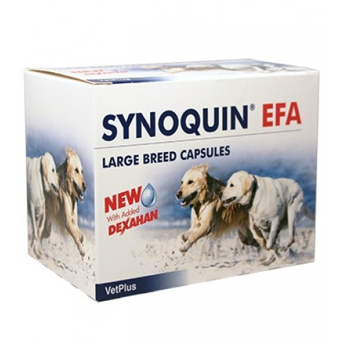 Synoquin Large Breed, 30 tablete imagine
