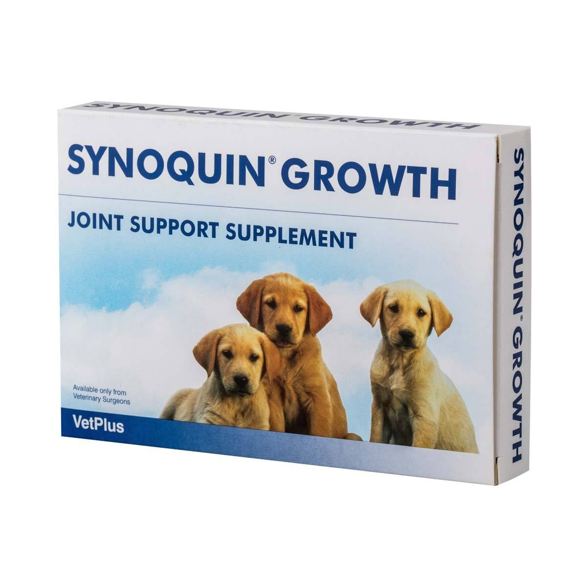 Synoquin Growth 60 tablete imagine