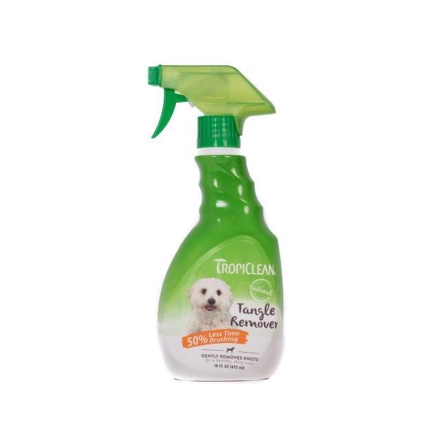 Spray pentru descalcirea blanii, Tropiclean Tangle Remover, 473ml imagine