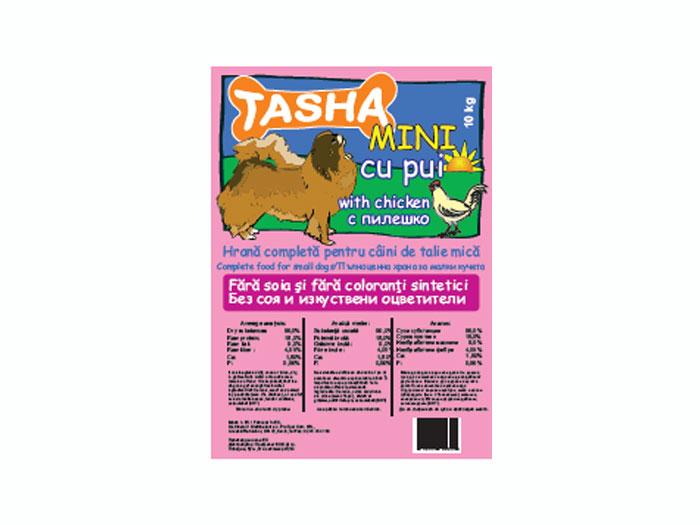 Tasha Dog Mini Pui 10 kg imagine
