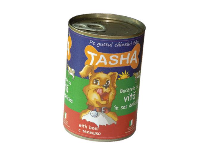 Tasha Dog Vita Conserva 1,24 Kg imagine