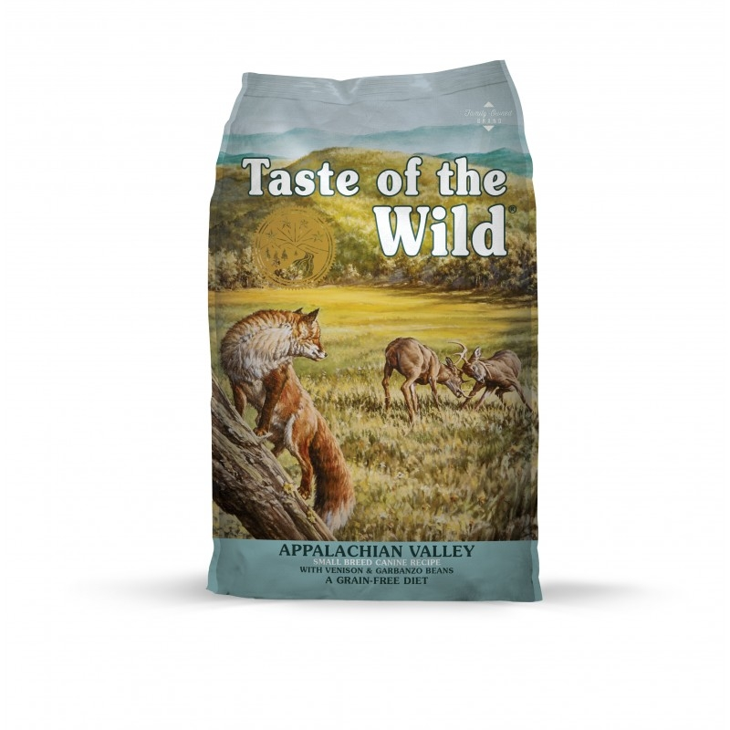 Taste of the Wild Appalachian Valley Small Breed - 12.2 Kg imagine