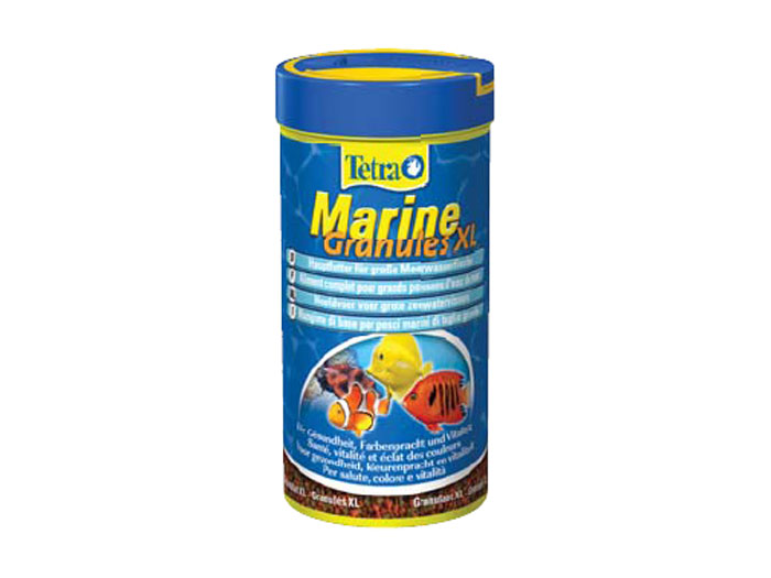 TETRA MARINE GRANULE XL 250ml imagine