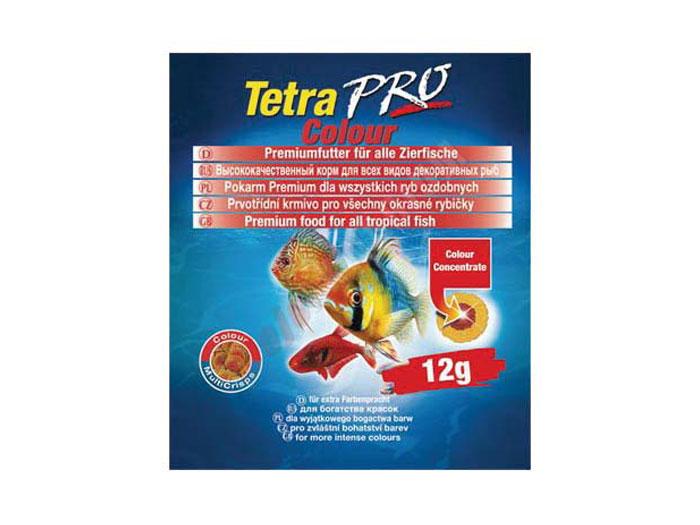 TETRA PRO COLOR CRISPS 12g imagine