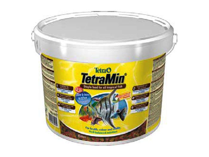 TETRAMIN FLAKES 10L imagine