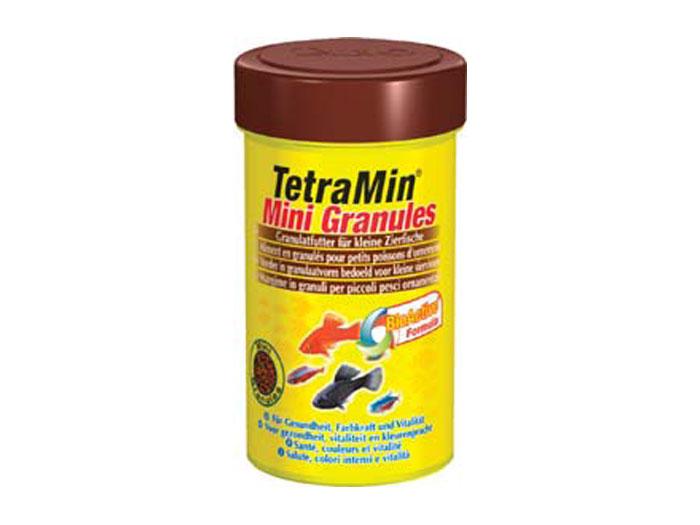 TETRAMIN MINI GRANULE 100ml imagine