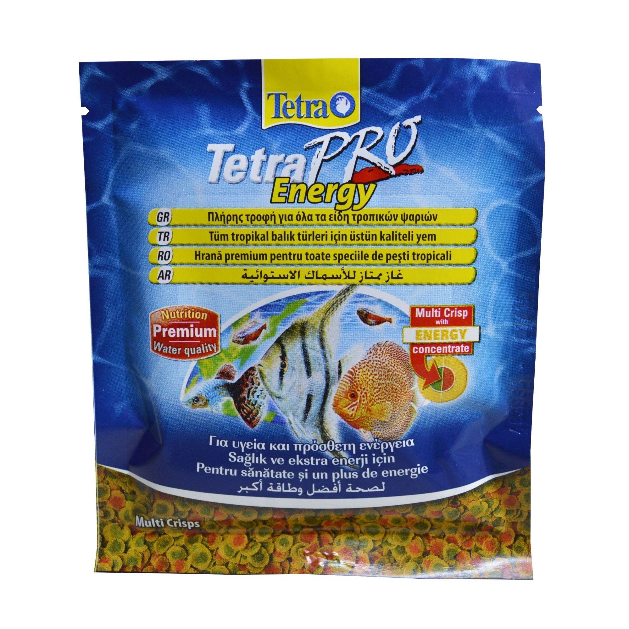 TETRA PRO ENERGY CRISPS 12g imagine