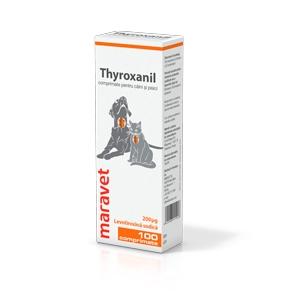 Thyroxanil 200 μg, 100 comprimate imagine