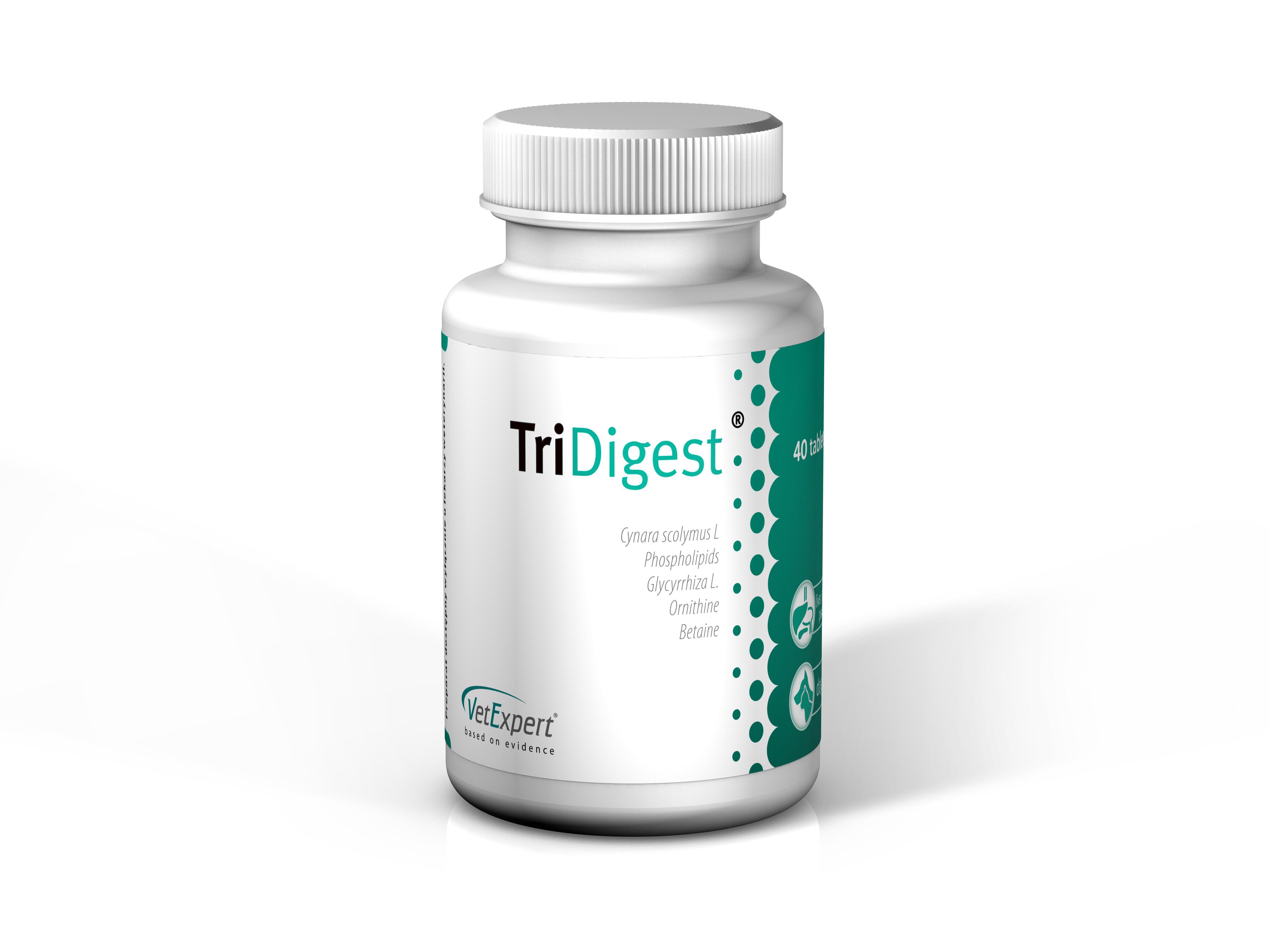 TRIDIGEST 40 tablete imagine