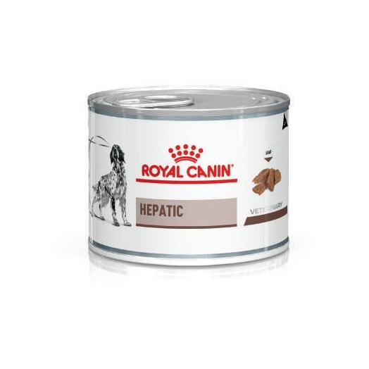 Royal Canin Hepatic Dog 200 g imagine