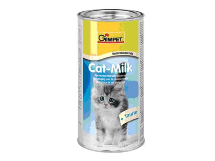 Lapte Praf cu Taurina pentru Pisici 200 g Gimpet