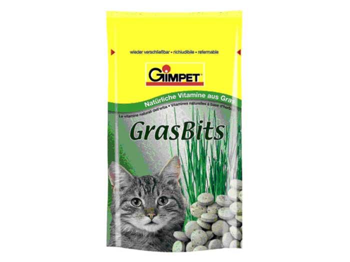 Gimpet Gras Bits 50g imagine