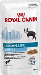 Royal Canin Urban Junior Dog 10 Plicuri X 150g