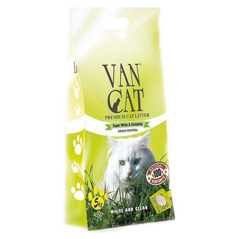 Nisip igienic, Vancat Pine Compact, 5 kg imagine