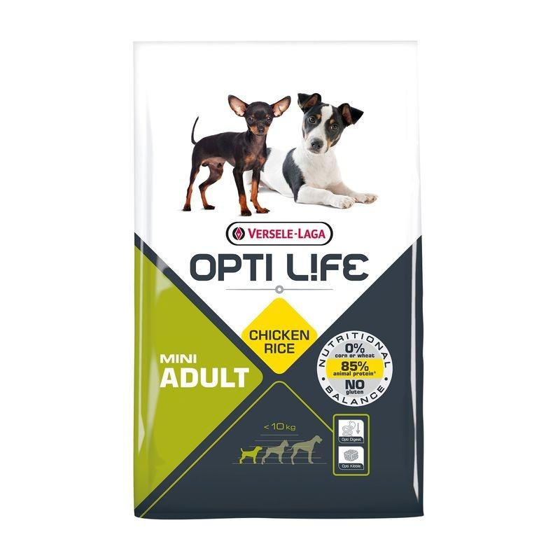 Versele Laga Opti Life Adult Mini, 7.5 kg imagine