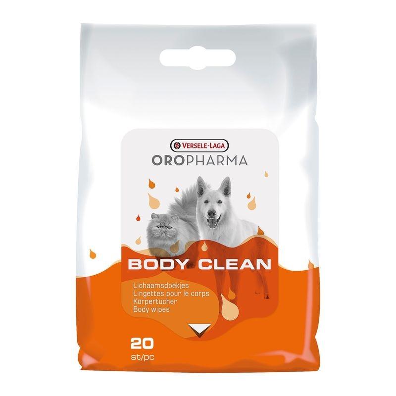 Versele Laga Oropharma Body Clean, 20 bucati imagine
