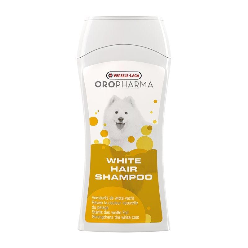 Versele Laga Oropharma Shampoo White Hair, 250 ml imagine