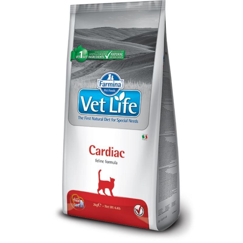 Vet Life Cat Cardiac, 10 kg imagine