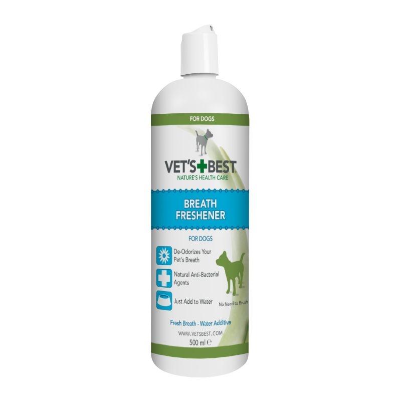 Vet's Best Breath Freshener, 500 ml imagine