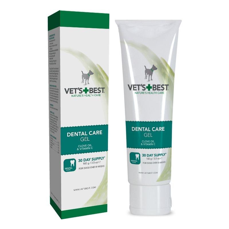 Vet's Best Dental Care Gel, 100 g imagine