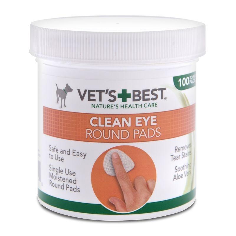 Vet's Best Eye Wipes, 100 bucati imagine