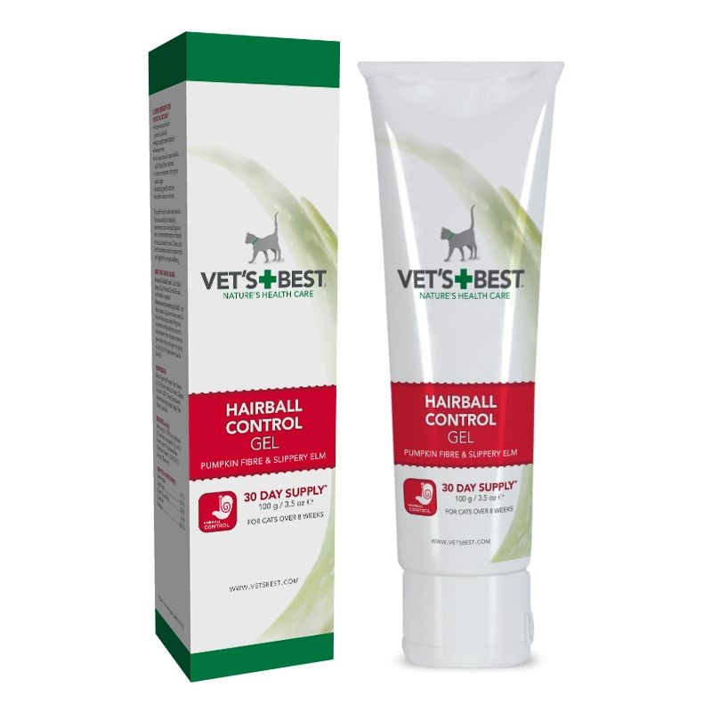 Vet's Best Hairball Control Gel, 100 G