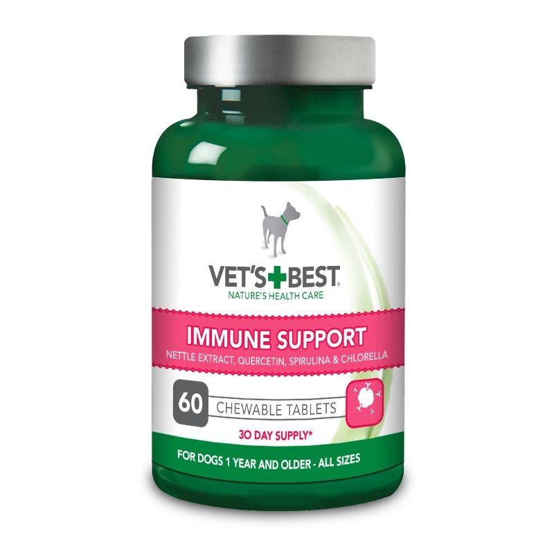 Vet's Best Immune Support, 60 tablete imagine
