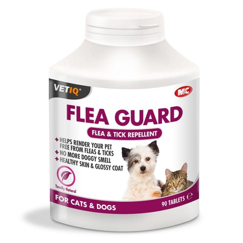 Vetiq Flea Guard, 90 tablete imagine