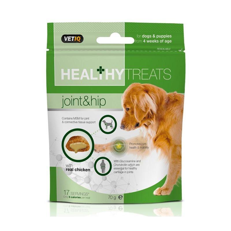 Vetiq Joint & Hip Treats, 50 g imagine
