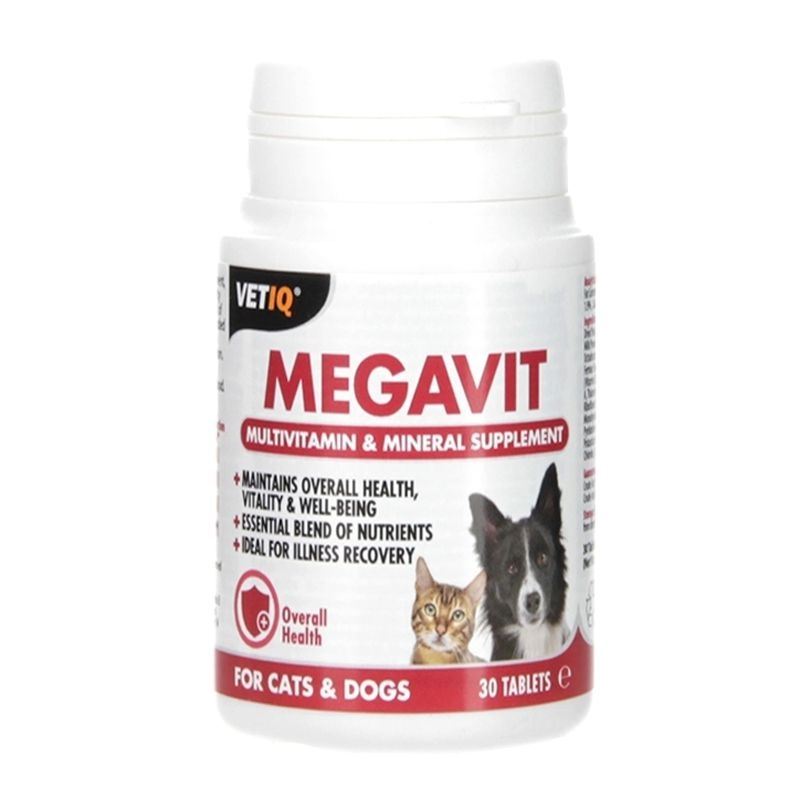 Vetiq Megavit Megavit, 30 tablete imagine