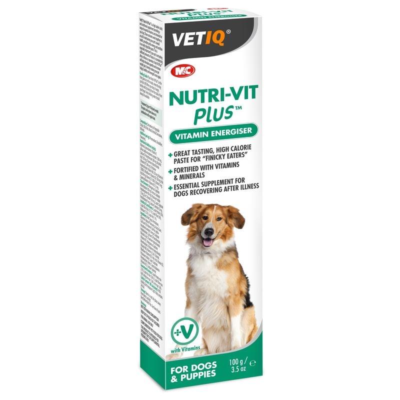 Vetiq Nutri-Vit Plus Dog, 100 g imagine
