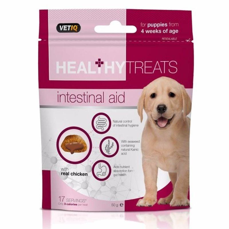 Vetiq Snack Intestinal Aid, 50 g imagine