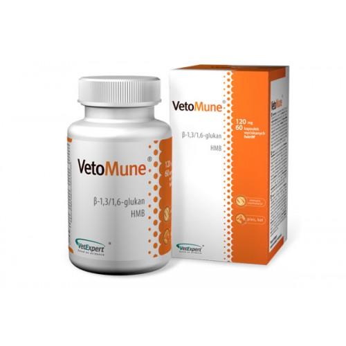 VETOMUNE, 120 mg/ 60 capsule imagine