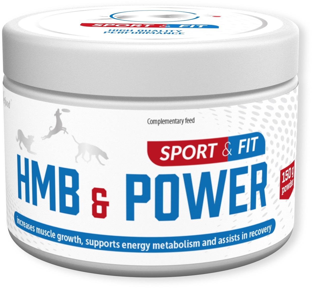 HMB & POWER, 150 g imagine