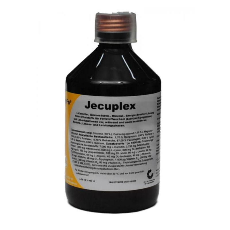 Veyfo jecuplex 500 ml 79 72 ron petmart petshop for Clou arredi farmacie