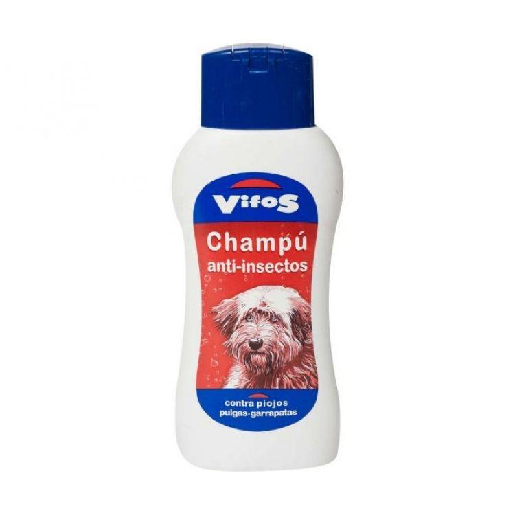 Sampon anti-insecte pentru caini, Vifos, 250ml imagine