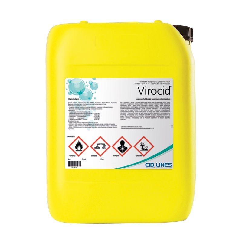 Virocid 10 L imagine