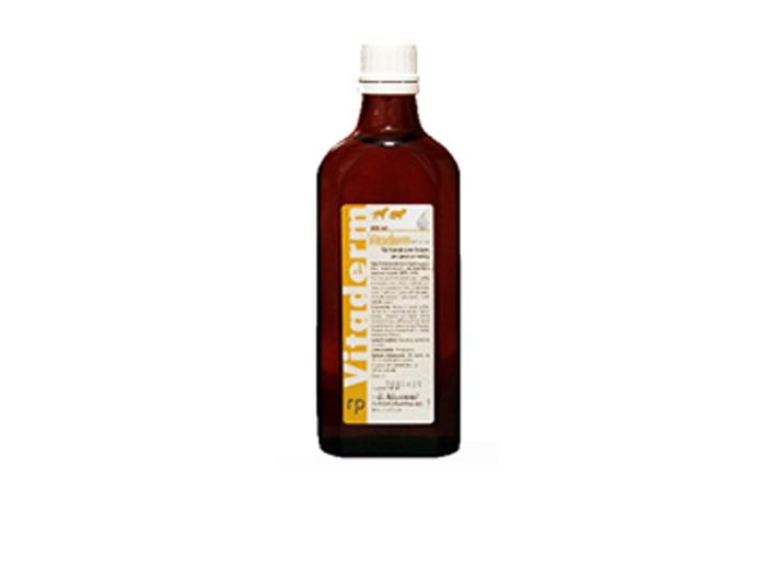 Vitaderm solutie orala 200 ml imagine