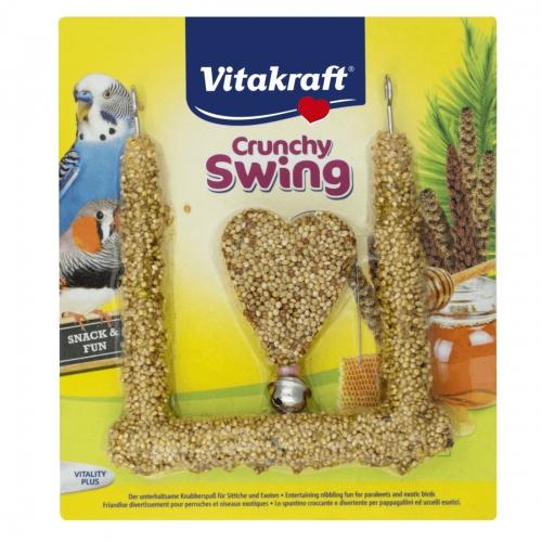 Delicatesa Pentru Pasari, Vitakraft Crunchy Swing, 80 G imagine