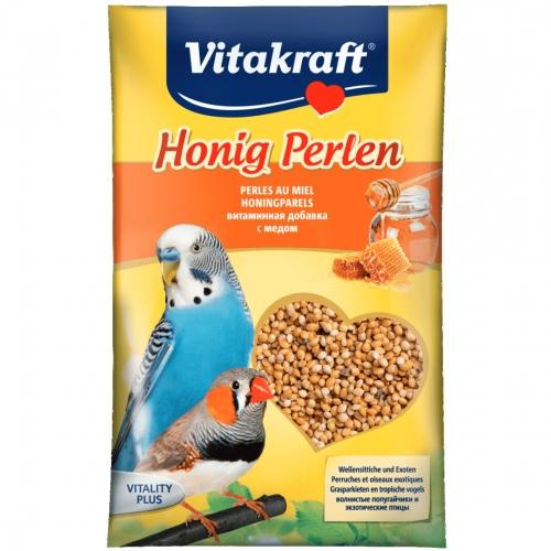 Vitamine pentru perusi, Vitakraft Miere, 20 g imagine