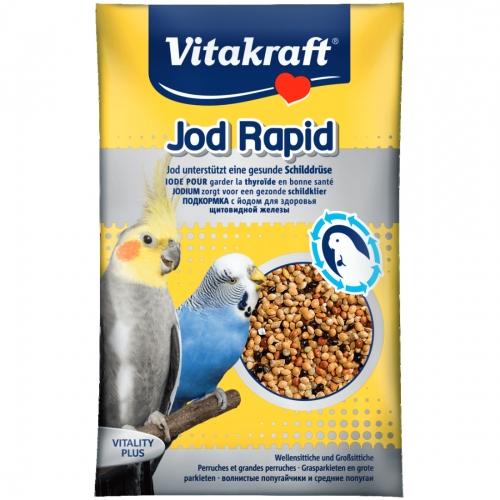 Vitamine Pentru Perusi, Vitakraft Cu Iod, 20 G imagine