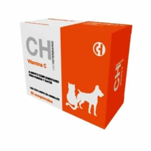 Vitamina C, 60 comprimate imagine