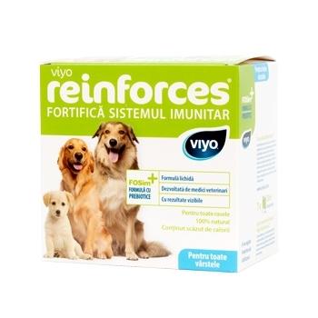 Viyo Reinforces Dog Adult 7x30 ml (toate varstele) imagine
